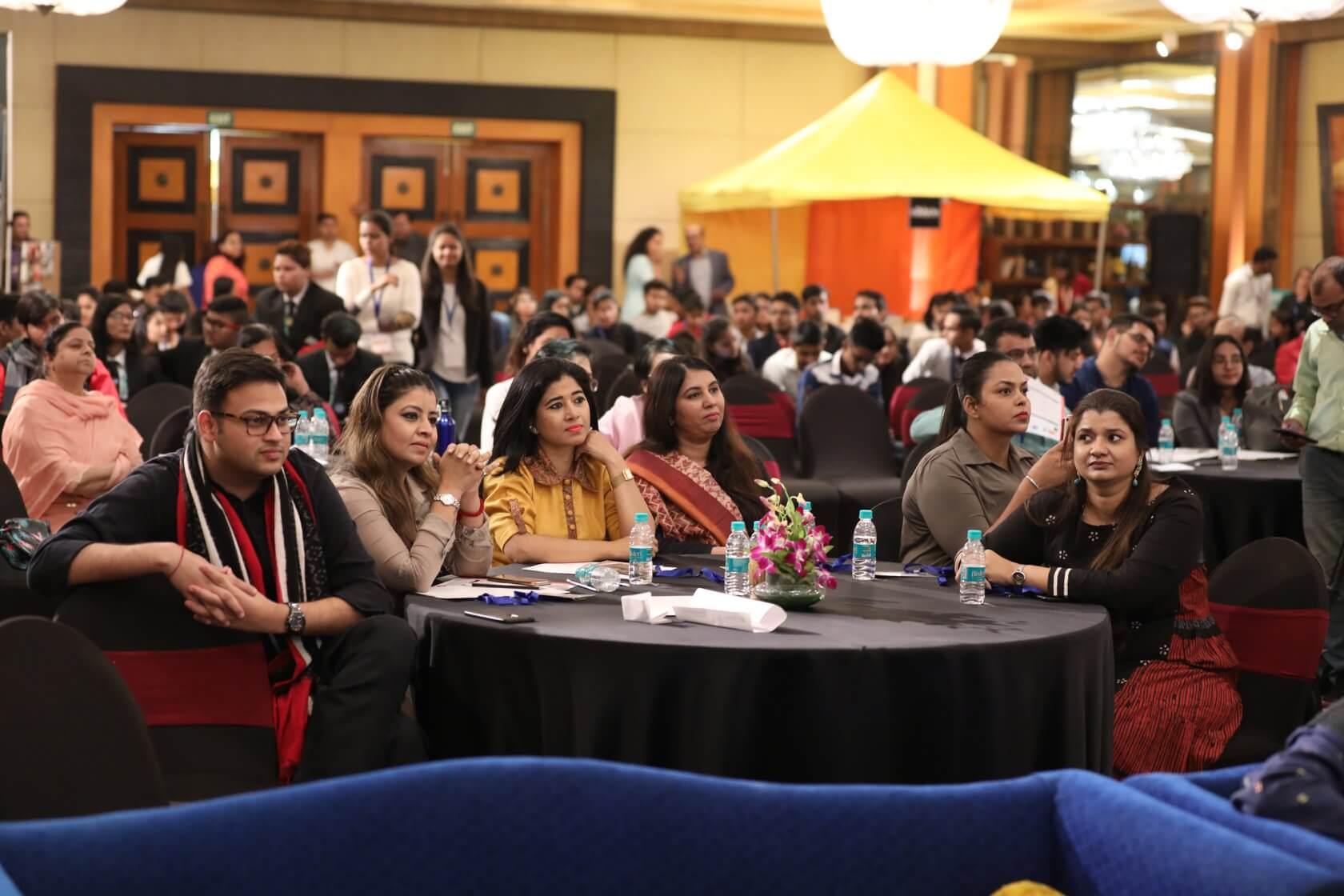 IIEM working for Noida International Literature Festival
